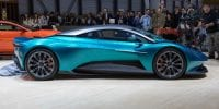 Genève 2019: Aston Martin Vanquish Vision Concept