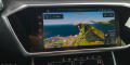 Essai Audi A7 50 TDI C8 MMI Plus Google Earth