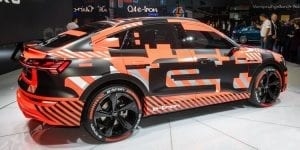 Genève 2019 Audi e-tron Sportback