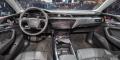 Audi e-tron Sportback intérieur tableau de bord