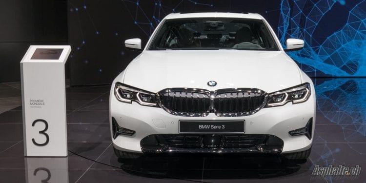 BMW 330e Genève 2019