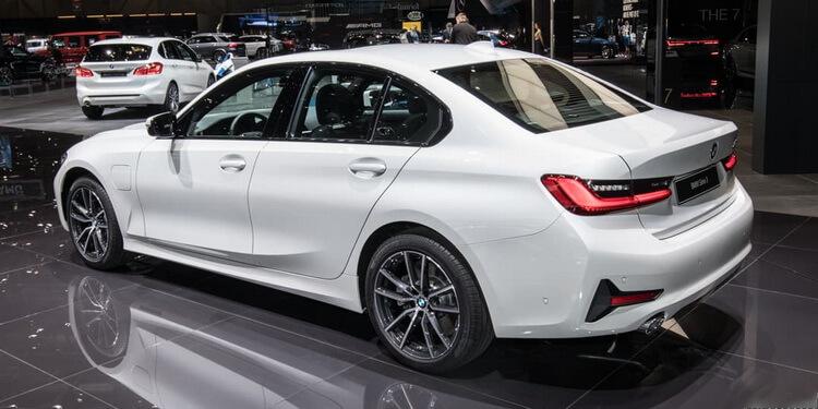 Genève 2019 BMW 330e
