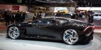 Genève 2019 Bugatti La Voiture Noire