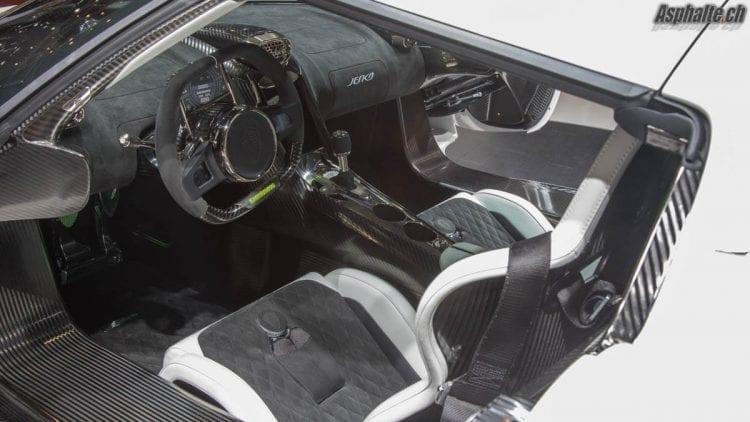 Koenigsegg Jesko Genève 2019