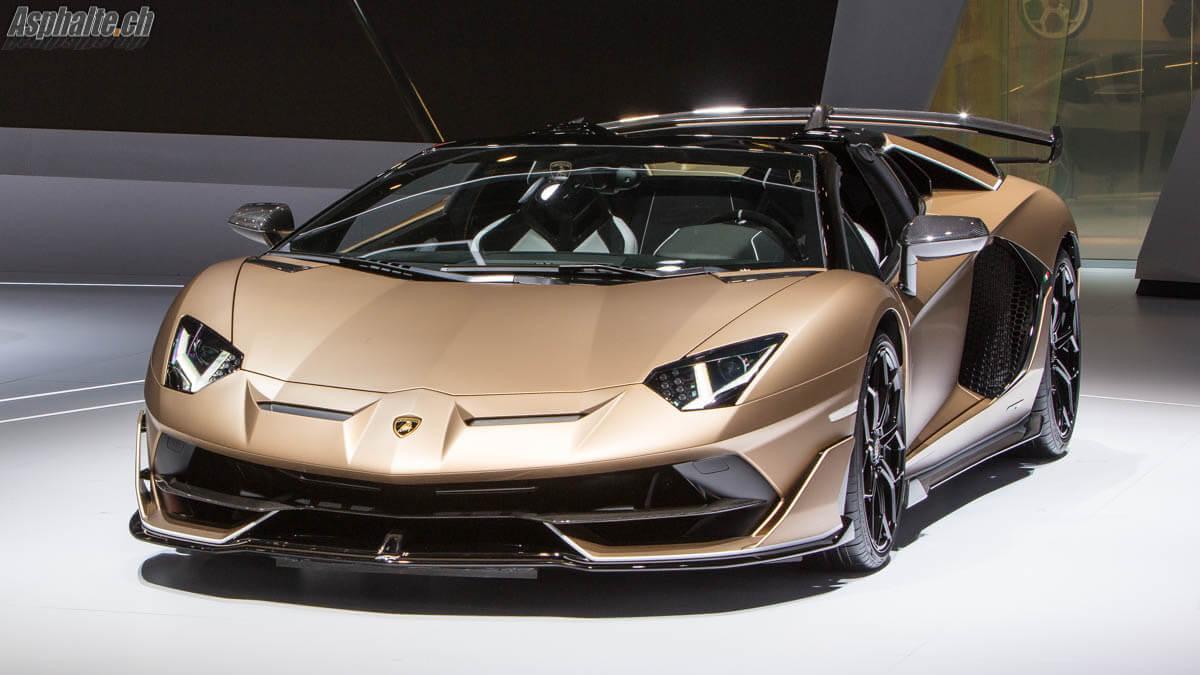 Lamborghini Aventador Roadster >> Genève 2019: Lamborghini Aventador SVJ Roadster – Page 2 ...