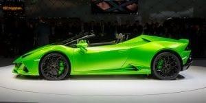 Genève 2019 Lamborghini Huracan EVO Spyder