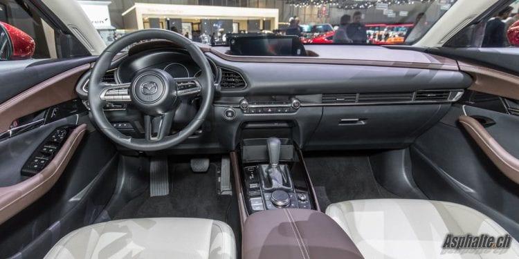 Genève 2019: Mazda CX-30 – Asphalte.ch