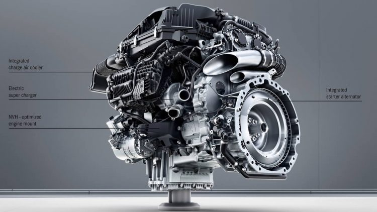 Mercedes AMG CLS 53 M256 Mild Hybrid