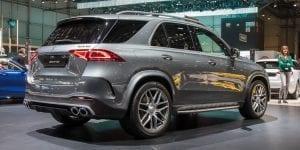 Genève 2019 Mercedes-AMG GLE53 4Matic+