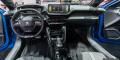 Peugeot 208 intérieur tableau de bord