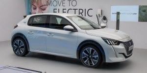 Genève 2019 Peugeot 208