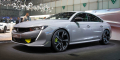 Peugeot Sport Engineered 508 Concept