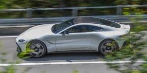 Résultats Aston Martin 2018