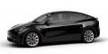 Tesla Model Y noir
