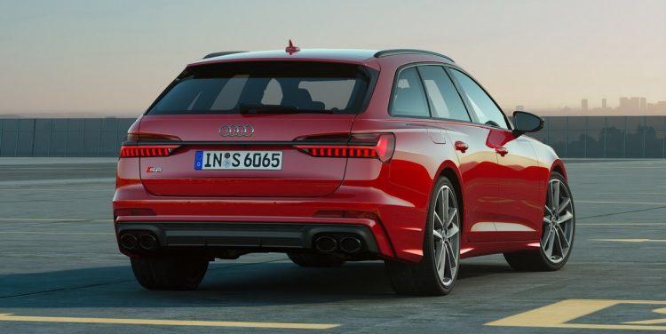 Audi S6 Avant TDI Type C8
