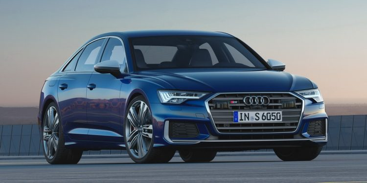 Audi S6 TDI C8