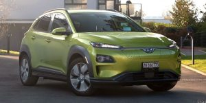 Essai Hyundai Kona Electric