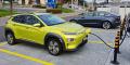 Essai Hyundai Kona Electric Tesla Model 3