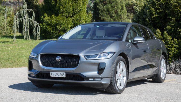 Essai Jaguar i-Pace First Edition