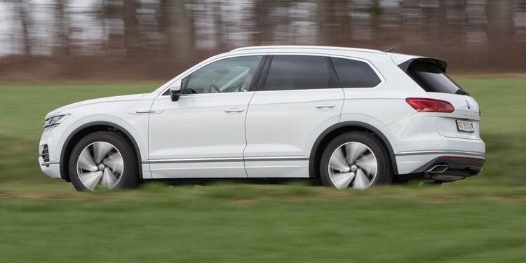 Essai VW Touareg
