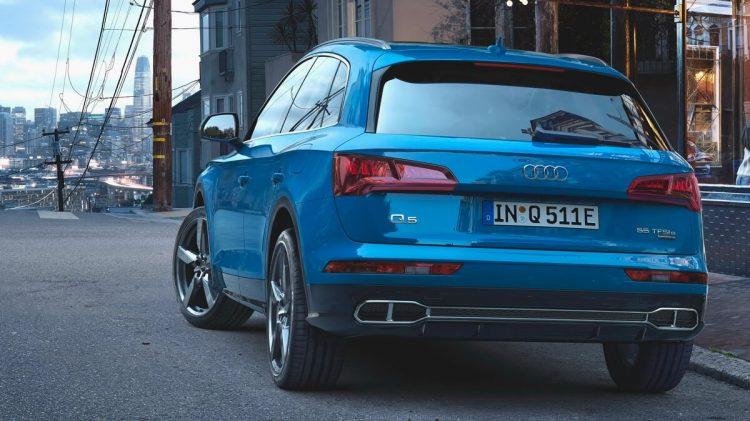 Audi Q5 55 TFSI e hybride