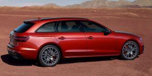 Audi A4/S4 B9 Facelift