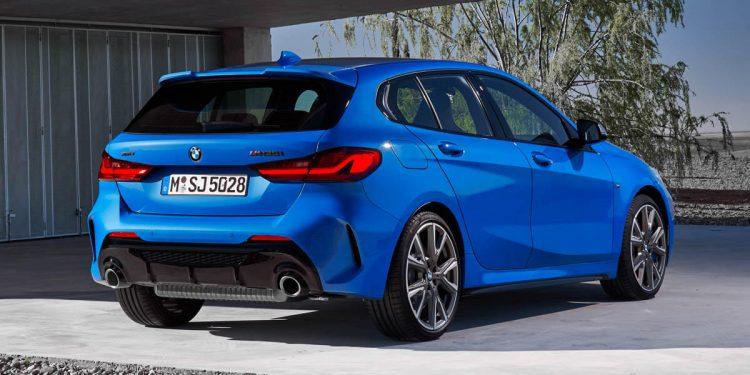 BMW Série 1 F40 M135i xDrive