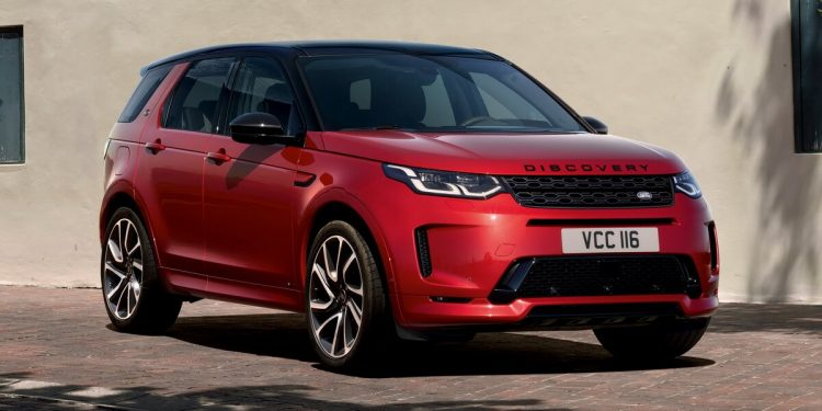 Land Rover Discovery Sport mk2 2019