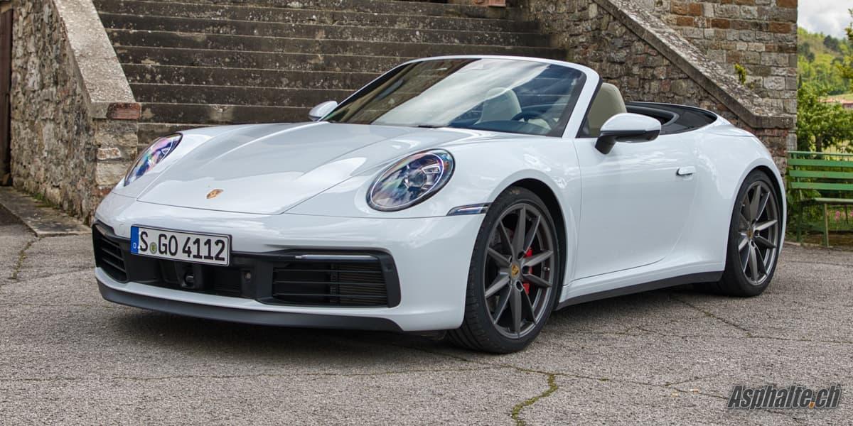 Porsche 911 Carrera S Type 992