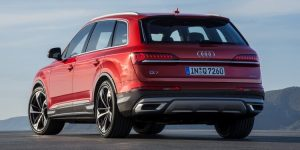 Audi Q7 Facelift