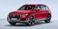 Audi Q7 facelift 2019 rouge Matador