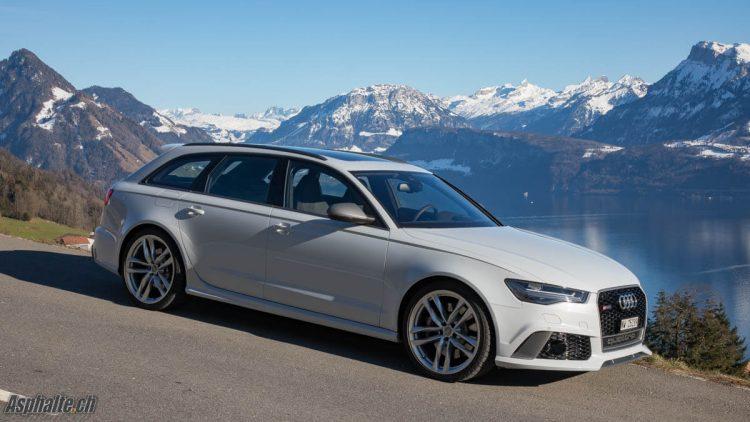 Essai longue durée Audi RS6 Avant C7 Performance