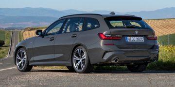 BMW Serie 3 G21 Touring