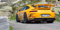 Essai Porsche 991.2 GT3 Jaune Signal