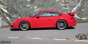 Essai Porsche 997.2 GT3