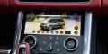 Essai Range Rover Sport SVR intérieur console centrale