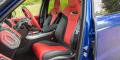 Essai Range Rover Sport SVR sièges Performance
