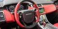 Essai Range Rover Sport SVR intérieur Pimento