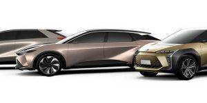 Toyota Voitures Electriques