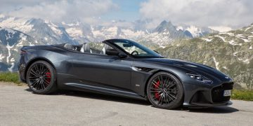 Essai Aston Martin DBS Superleggera Volante