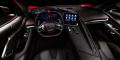 Corvette C8 Stingray intérieur tableau de bord