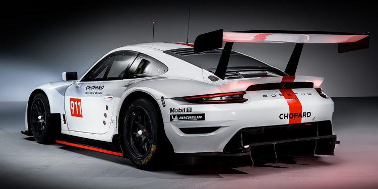 Porsche 911 RSR 2019-2020