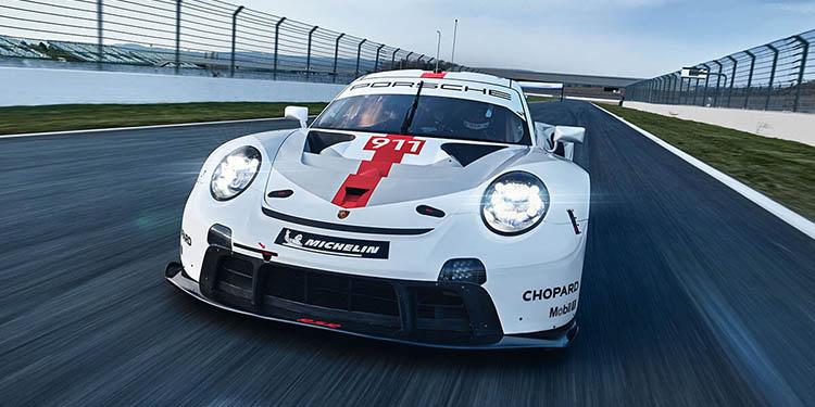 Porsche 911 RSR 2019