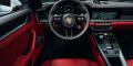 Porsche 992 Carrera Cabriolet intérieur