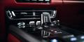 Porsche 992 Carrera levier de sélection