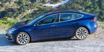 Essai Tesla Model 3 Dual Motor Long Range