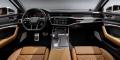 Audi RS6 Avant C8 intérieur tableau de bord