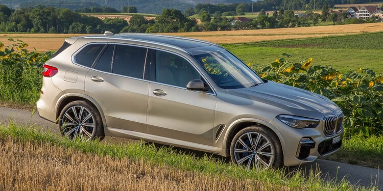 Essai BMW X5 G05 M50d