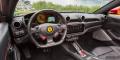 Essai Ferrari Portofino intérieur tableau de bord