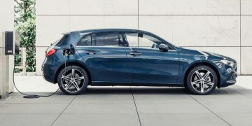 Mercedes A250e Hybride